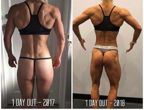 Great post from the boss man  Still working hard on those glutes  Joe Parish- On…